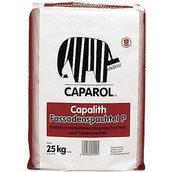 Шпатлевка фасадная минеральная Caparol Capalith Fassadenspachtel P 25 кг белая
