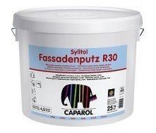 Штукатурка дисперсионная Sylitol Fassadenputz R 30 25 кг белая