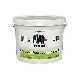 Штукатурка декоративная Caparol Capatect Fassadenputz R 30 25 кг белая