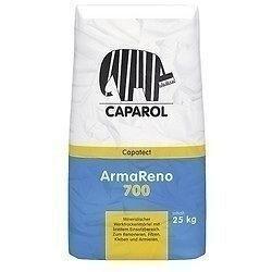 Шпатлевка фасадная минеральная Caparol Capatect ArmaReno 700 25 кг белая
