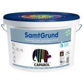 Грунтовка водоразбавляемая Caparol SamtGrund 2,5 л светло-серая