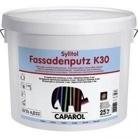 Шпатлевка дисперсионная Caparol Sylitol Fassadenputz K 30 25 кг белая