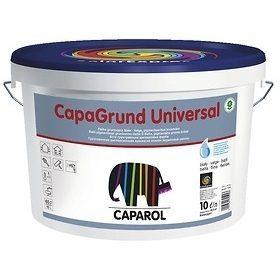 Грунтовка водоразбавимая Caparol CapaGrund Universal 12,5 л белая