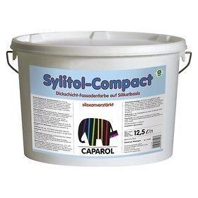 Грунтовка водоразбавимая Caparol Sylitol-Compact 12,5 л белая