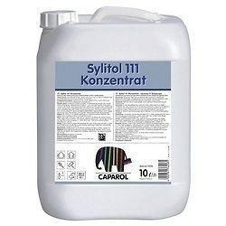 Грунтовка водоразбавимая Caparol Sylitol 111 Konzentrat 10 л прозрачная