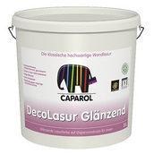 Краска лессирующая Caparol DecoLasur Glänzend 5 л прозрачная