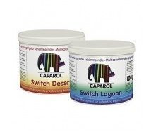 Лазурь настенная Caparol Switch Desert Light 0,1 кг многоцветная