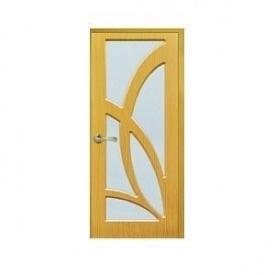 Дерев'яні двері ПВХ Sherwood Ліана 700 мм світлий дуб