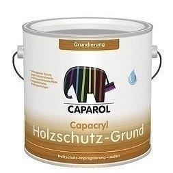 Грунтовка Caparol Capacryl Holzschutz-Grund 2,5 л бесцветная