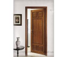 Міжкімнатні дерев'яні двері (R-020)