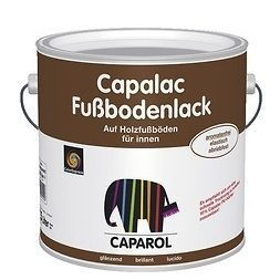 Эмаль Caparol Capalac Fubbodenlack 10 л