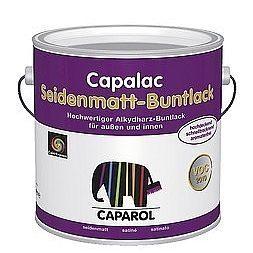 Эмаль Caparol Capalac Seidenmatt-Buntlack 0,125 л белый