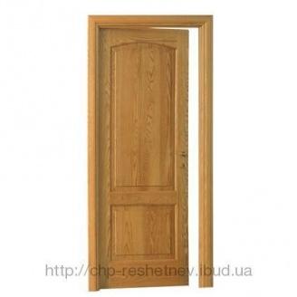 Міжкімнатні дерев'яні двері (R-021)