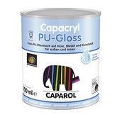Эмаль Capacryl PU-Satin 10 л белый