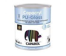 Эмаль Capacryl PU-Satin 2,5 л белый
