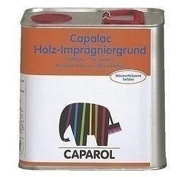 Грунтовка Caparol Capalac Holz-Impragniergrund 2,5 л бесцветная