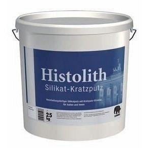 Штукатурка Caparol Histolith Silikat-Reibeputz R 20 25 кг белая