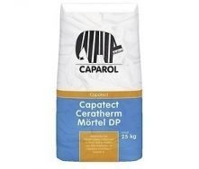 Клейова суміш Caparol Capatect-Ceratherm-Mörtel DP 25 кг сіра