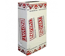 Плита изоляционная IZOVAT 135 1000x600x100 мм