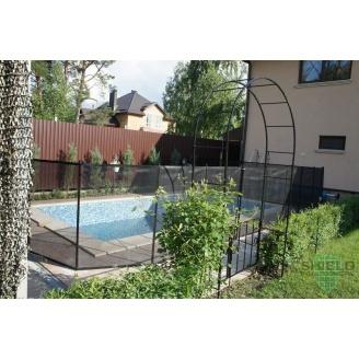 Знімна огорожа для басейну Baby Shield 120х455 см