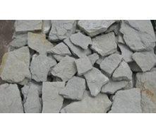 Камень песчаник 2-3 см серый