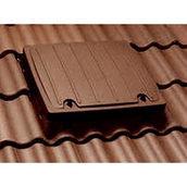 Покрівельний люк VILPE TIILI 810х780х220 мм коричневий