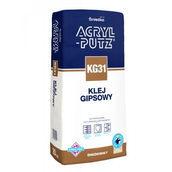 Гипсовый клей Sniezka Acryl-putz KG 31 20 кг кремовый