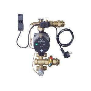 Смесительный узел с насосом Danfoss FHM-C9 Alpha 2 15-60 (088U0088)
