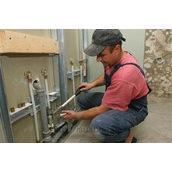 Монтаж труб каналізаційних металопластикових PPr