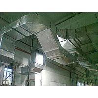Монтаж вентиляційних систем з рекуперацією тепла