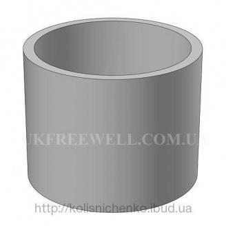 Кільце залізобетонне КС 0,8х0,7 м