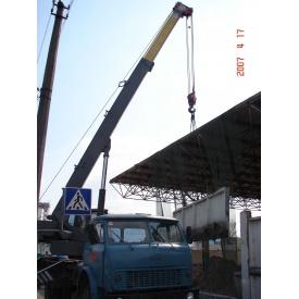 Монтаж бетонних парканів