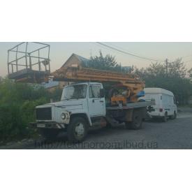 Автовышка АП 17 выдвижная 17 метров