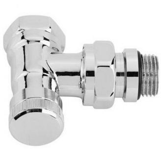 Угловой запорный клапан Danfoss RLV-CX Ду 15 (003L0273)