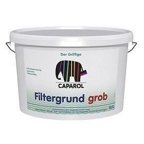 Грунтовка изолирующая Caparol Filtergrund grob 12.5 л белая