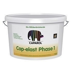 Грунтовка Caparol Cap-elast Phase 1 12,5 л белая