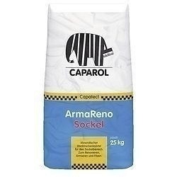Раствор универсальный Caparol ArmaReno Sockel 25 кг белый