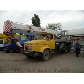 Автокран КС 3575 10 т