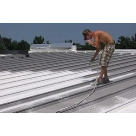 Теплоизоляция крыш жилых и производственных зданий Керамоизол