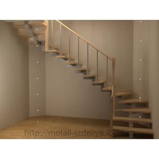 Монтаж металевих сходів
