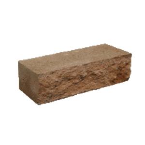 Колотый камень плоскостной Золотой Мандарин 240х90х80 мм
