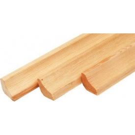 Плинтус потолочный деревянный 20х30 мм 4,5 м