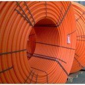 Труба ПЕ для прокладки кабелю Імпекс-Груп 2х25 мм (16.06)