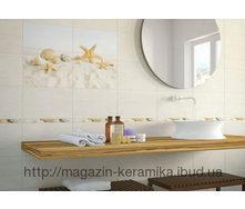 Керамическая плитка для ванной Golden Tile Summer Stone 250*400