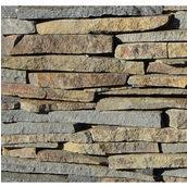 Камінь андезит торець Закарпаття 1 см