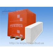 Піноблок Aeroc перегородковий 100 мм