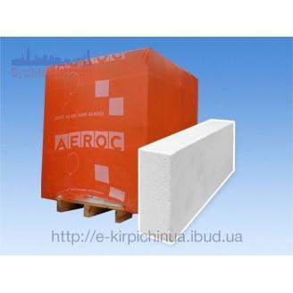 Пеноблок Aeroc перегородочный 100 мм