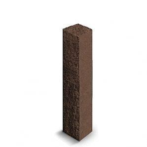 Колотый столбик Авеню Декор Рустик 800-150-150 венге