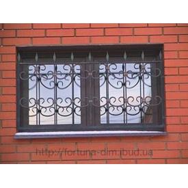 Ковані грати віконні