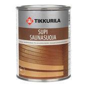 Акрилатный защитный состав Tikkurila Supi saunasuoja 9 л